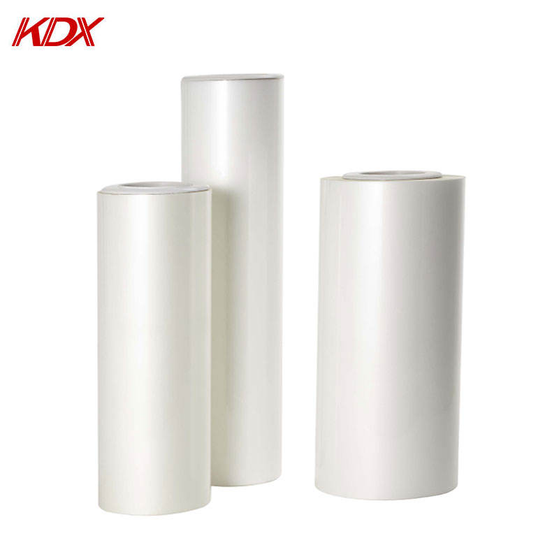KDX Écologique 22mic Brillant Thermofusible EVA Film De Stratification Thermique BOPP