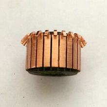 24 segments hook type commutator for  vacuum cleaner in German market