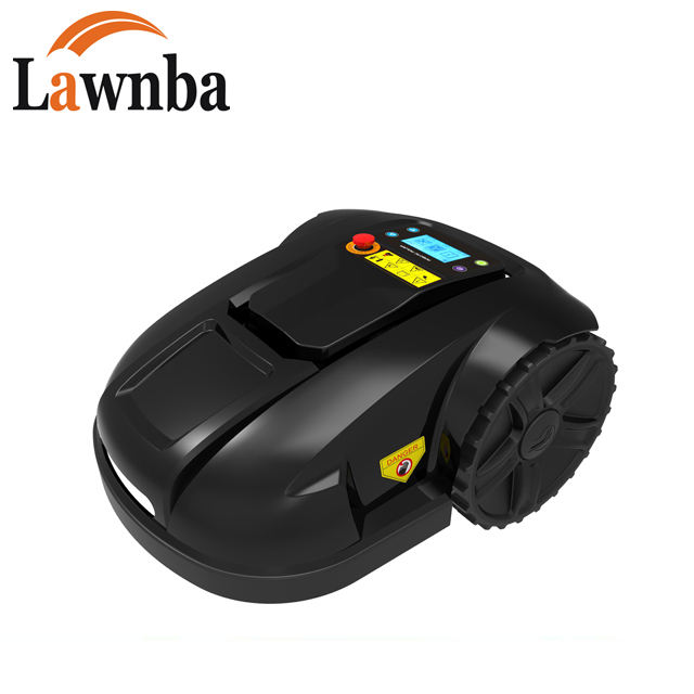 Latest 6th Generation WIFI Robot Lawn Mower E1800