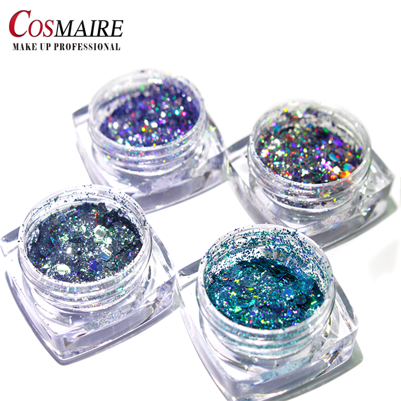 Chunky Glitter Hair Eye Face Body Makeup Loose Cosmetic Glitter