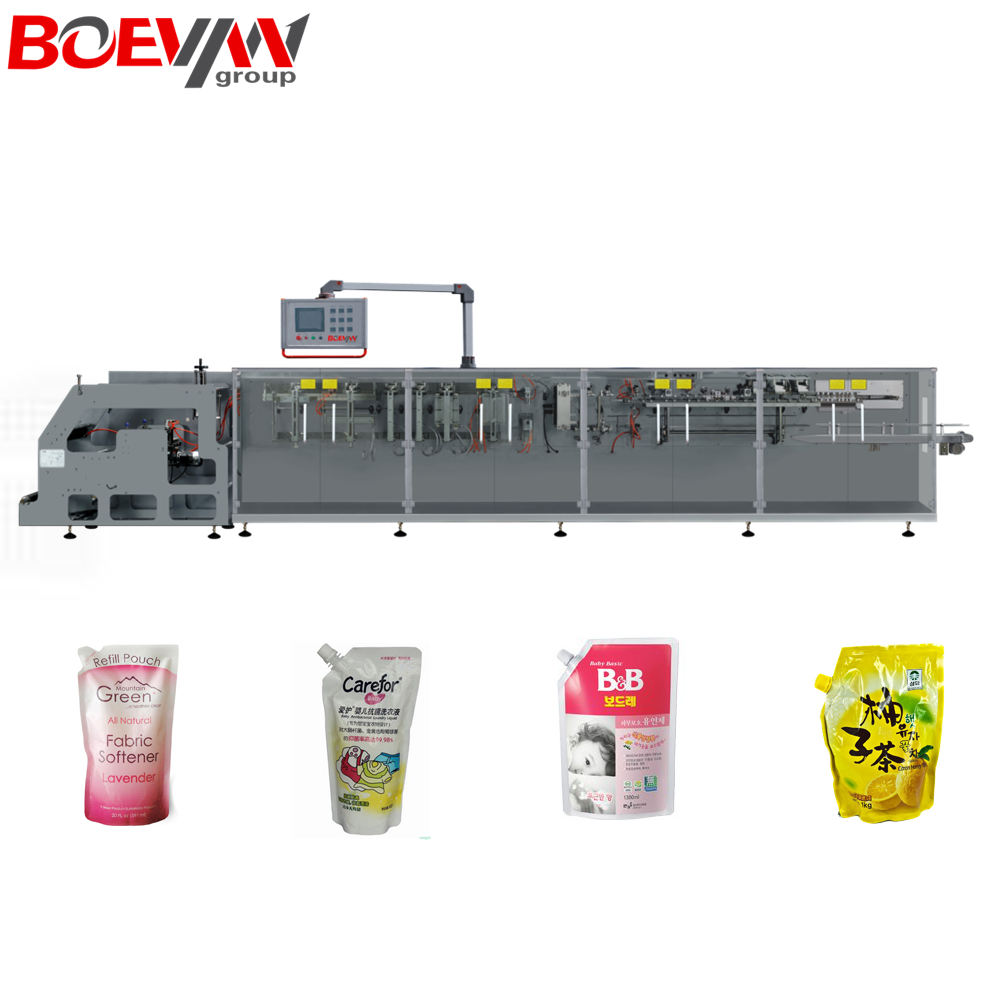 50-100g Super qualityBlister Automatic vacuum Milk tea Manual box powder packing machine