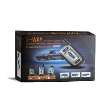 factory price remote starter direct start FM 2 two way car alarm security system