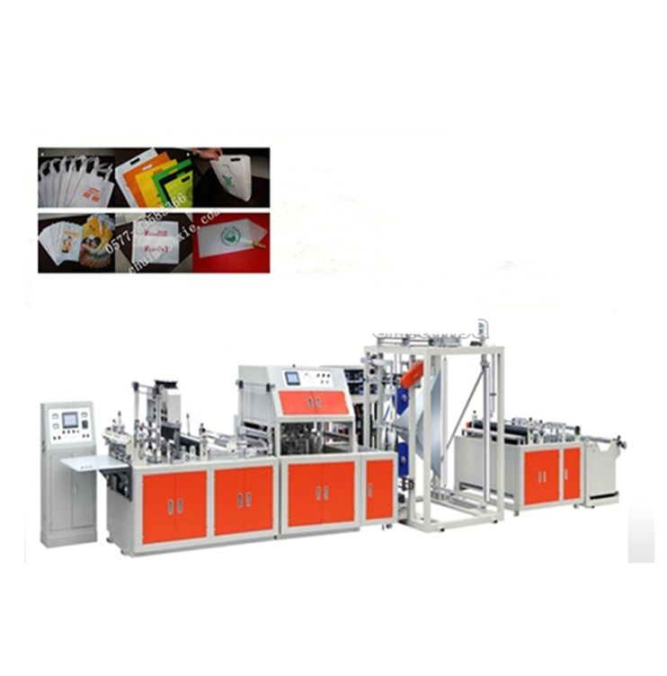 Widely Using non woven bag making machine price/non woven bag making machine & non woven bag making machine manual