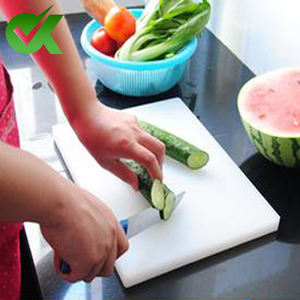 Food Grade HDPE Cutting Board For Slaughter House