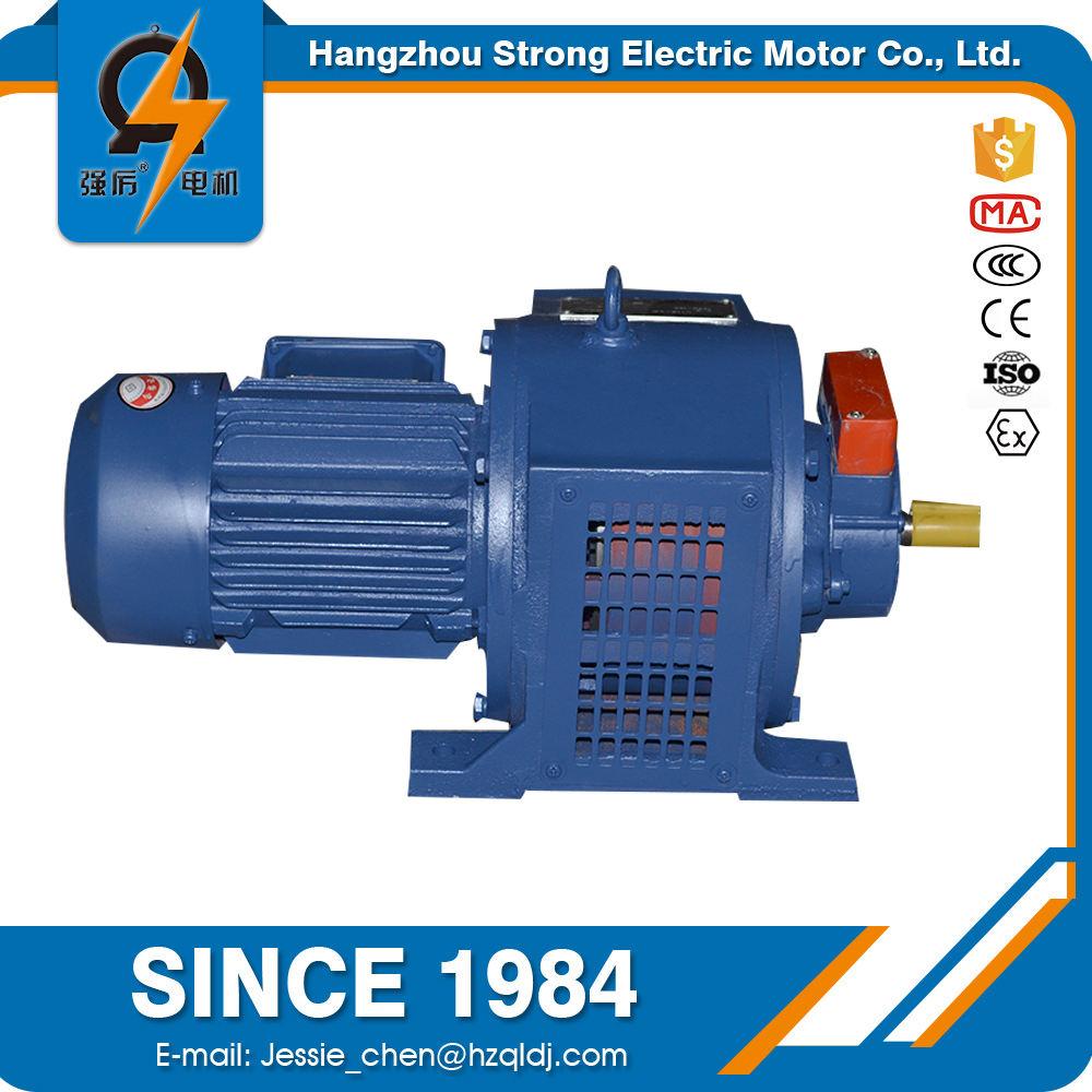 高品質低価格yct 112-4b 0.75kw誘導モータ