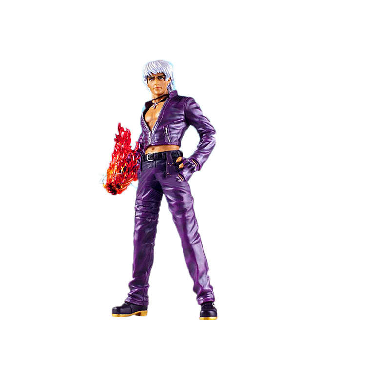 Ingrosso 2015 The King of Fighters figura k'dash garage kit figura