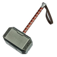 Marvel Avengers Thor hammer Perfect quality game Thor hammer 20cm hammer key chain
