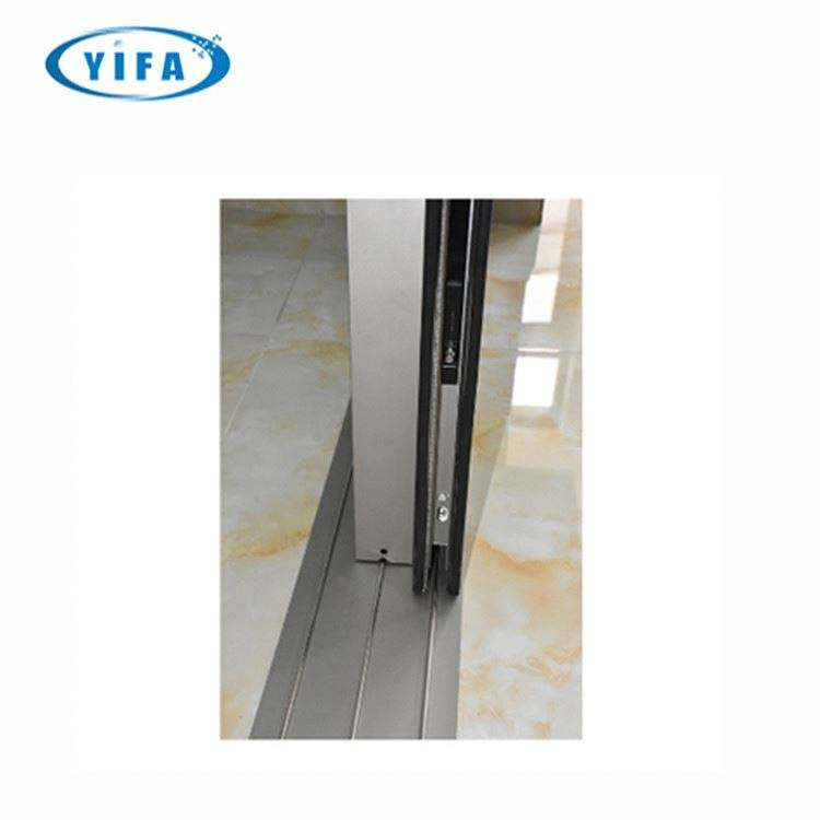 High Quality Winterize 16Mm Narrow And Window Frame Slide Wooden Door Design