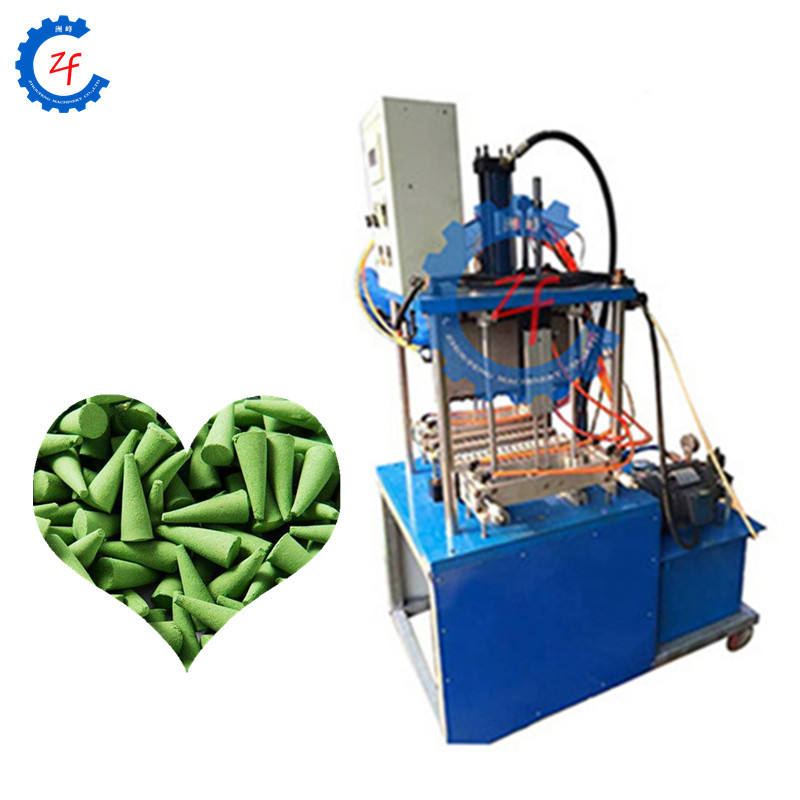 Colorful Incense Making Machine/ Tower-shaped Cone Incense Making and Forming Machine