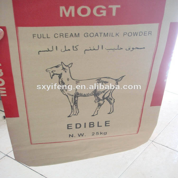 high quality 100% Pure Goat Milk Powder for human