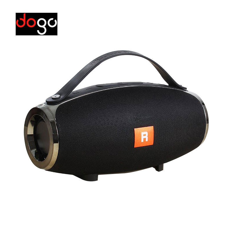 2019 20W Woofer Super Bass mini sistema de som dj Com Alça