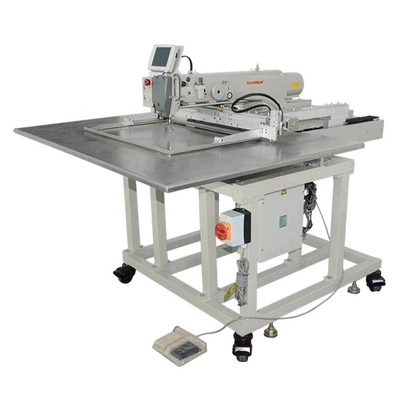 Automatic pattern sewing machine 600*400 for large computer industrial sewing machine