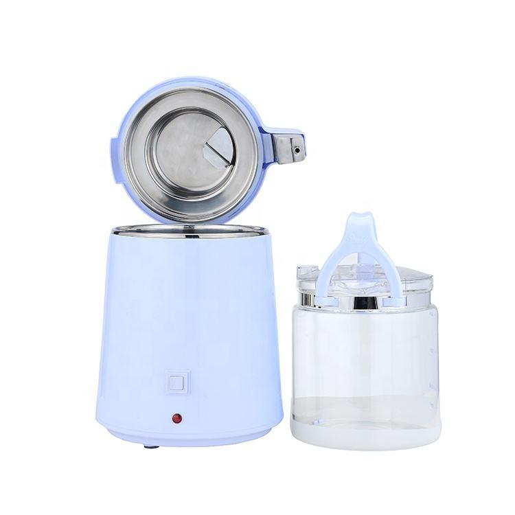 Conception compacte Alcool Distillateur D'eau Médical Équipement D'eau Distillée