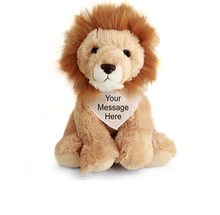 custom stuffed lion the king of animal toys