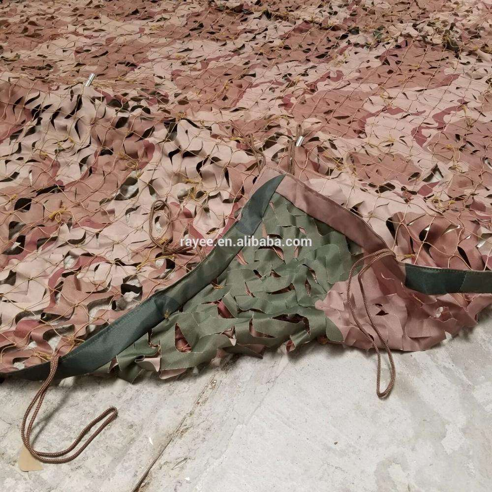 camouflage military net army equipment 3x6 meter ,filet de camouflage