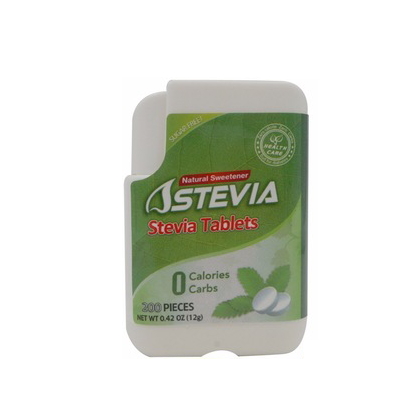 ViaSweet naturale erythritol RA 98% stevia dolcificante stevia tablet zucchero
