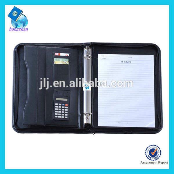 تغطية سستة محفظة جلدية جدول منظم