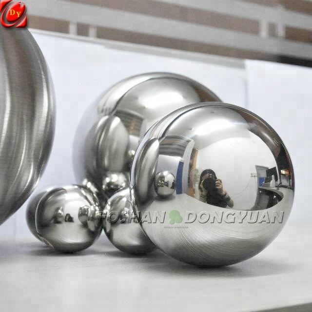 200mm, 250mm, Mirror Chrome Gazing Stainless Steel Inox Sphere Ball
