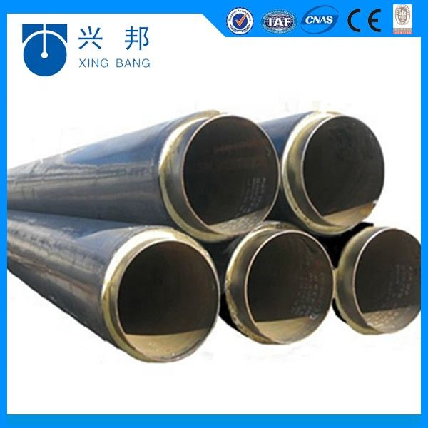 Water Pe Pipe For Water High Quality Split Pe Foam Insulation Pipe In Pipe For Hot Water Networks