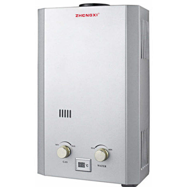 6L 10L Gass Geyser calentador · デ · アグアガスSpare部分gaz Gas Water Heater