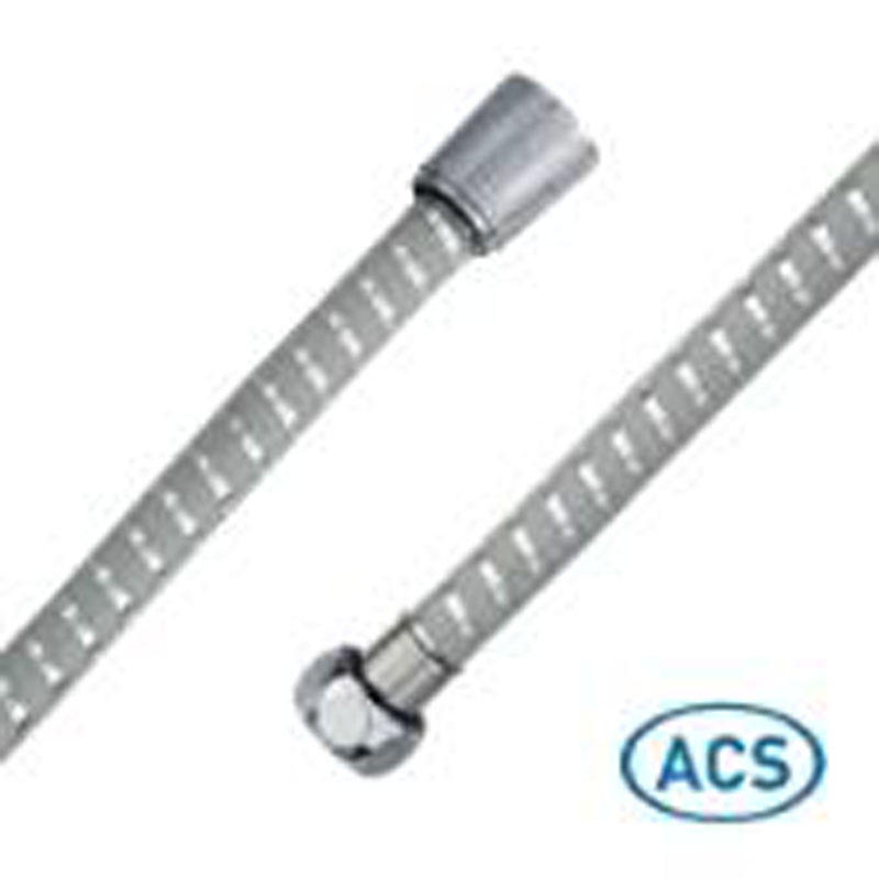 Stainless steel extensible shower hose flexible plumbing hose