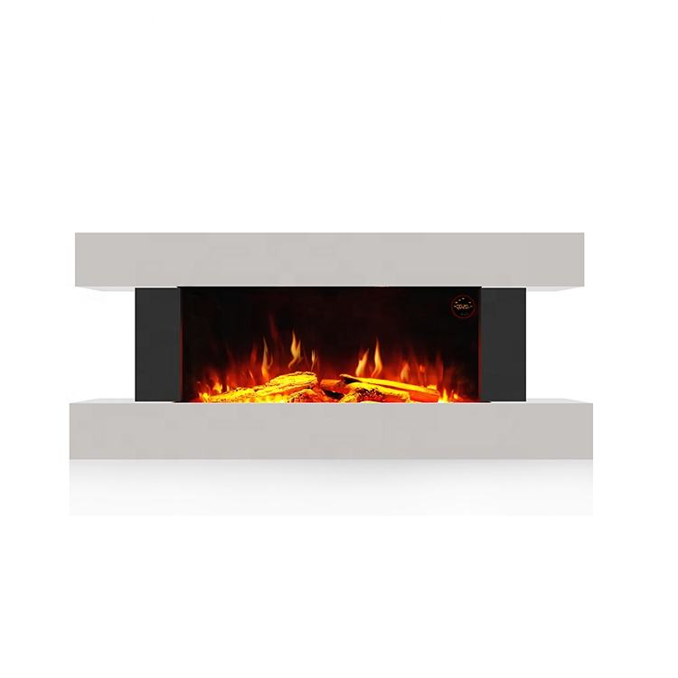 Good quality remote control electric fireplace fireplace electric wall mounted