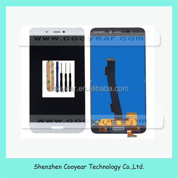 LCD screen display+Touch digitizer For Xiaomi 5s Mi5s M5s white/gold/black