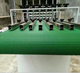 Machine Polyester New Type Cotton Ball Forming Machine / Polyester Fiber Batting Machine For Sale