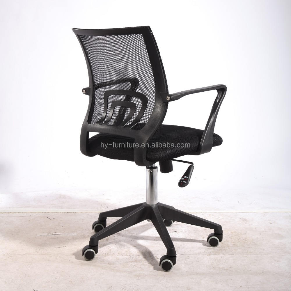 Bazhou Officechairs Cheap Boss Secretary Mesh Swivel Executive Office Chair For Office Desk