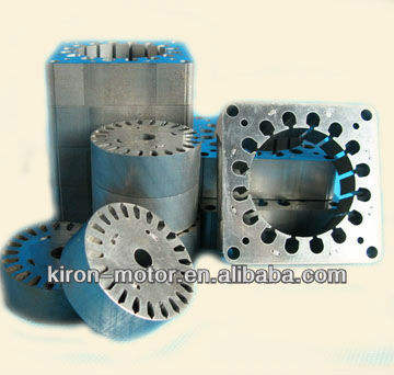stator and rotor stamping for stand table wall floor fan