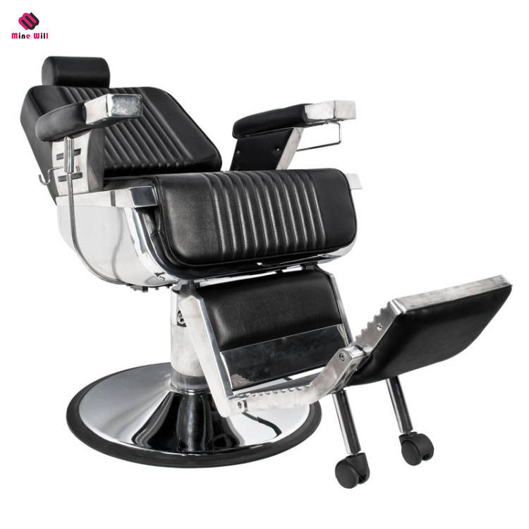 Hot Sale Professional Hrydraulic Pump stainless steel barber chair
