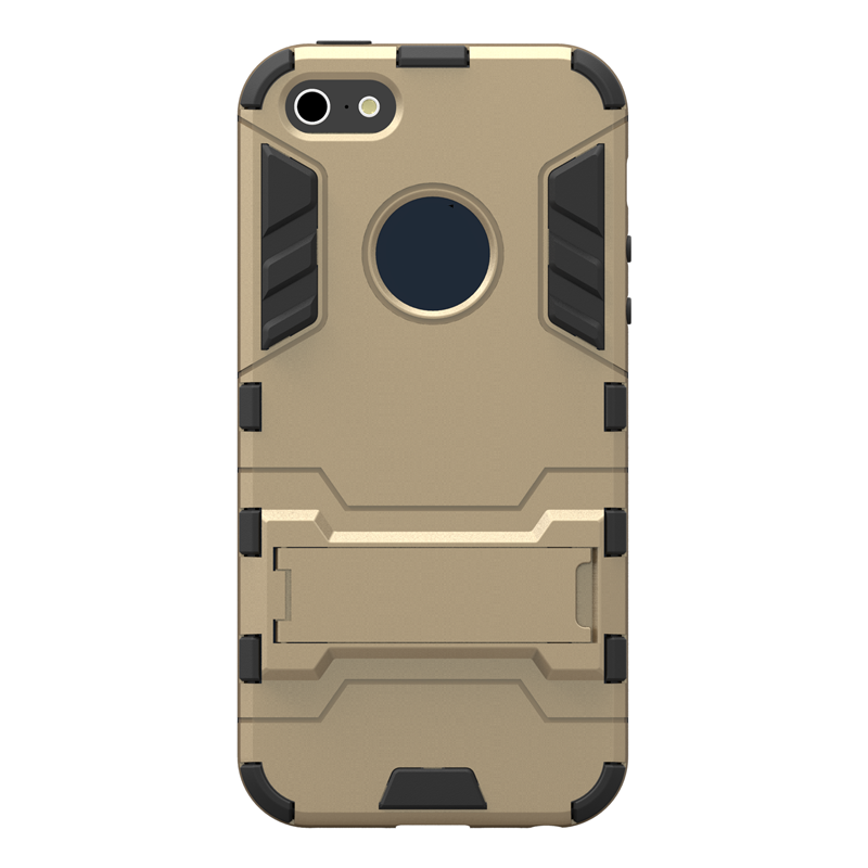 Iron Man Cell Phone Accessorio Per <span class=keywords><strong>Iphone</strong></span> <span class=keywords><strong>5</strong></span> Custodia Con Supporto