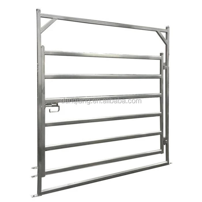Cattle Handling Equipment Sliding Gate Rolling Door