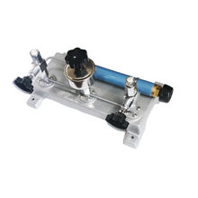 60MPa Precision Hydraulic Pressure Gauges Calibration Machine