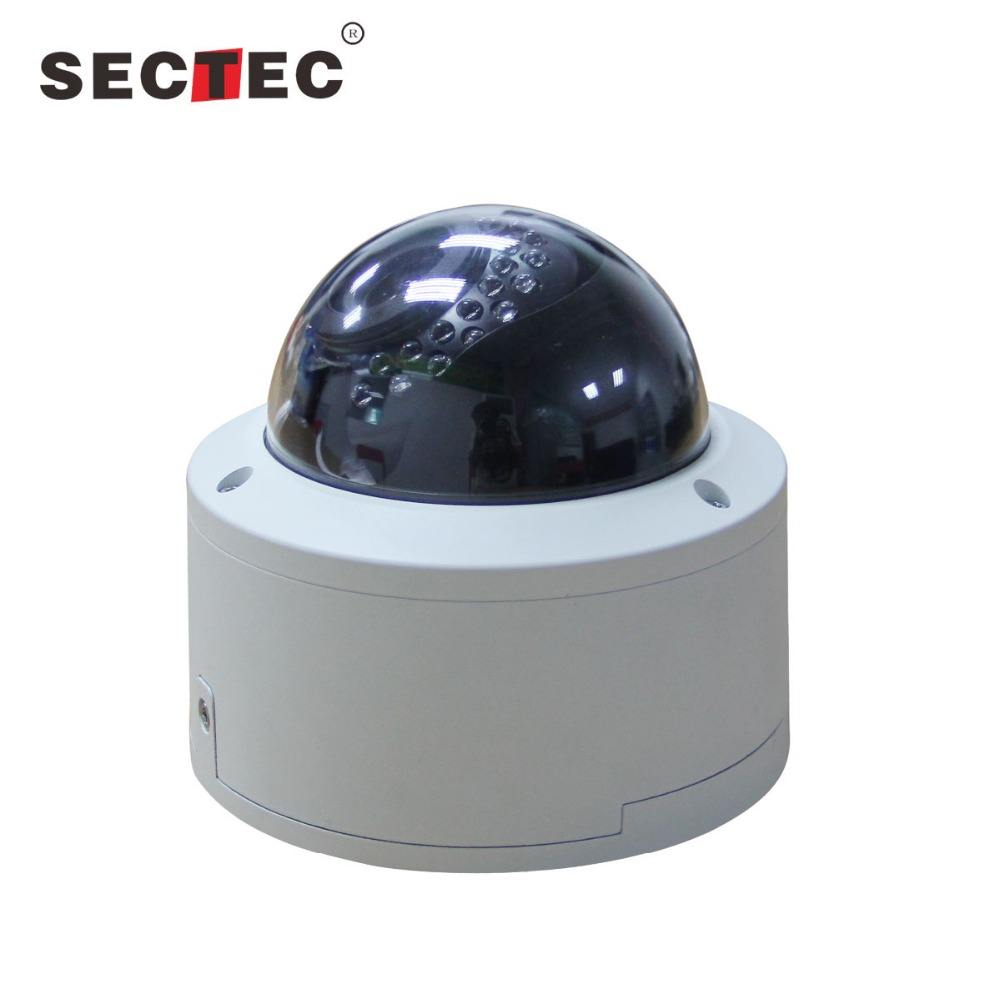 5 mp high resolution IP dome cctv camera