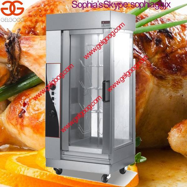 New Design Gas Chicken/Duck Roasting Machine Prices|Chicken Rotate Oven For Sale|Gas Roasting Machine For Chicken/Duck