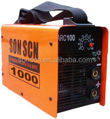 compact welding machine Thermal Arc Welder Inverters maquina de soldar (ARC-100)