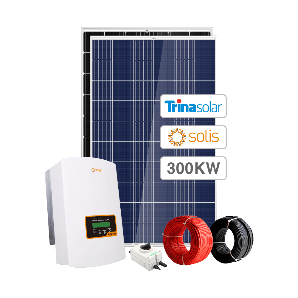 Best Quality 250KW 300KW 400KW 500KW 1MW Solar Energy System For Commercial Set