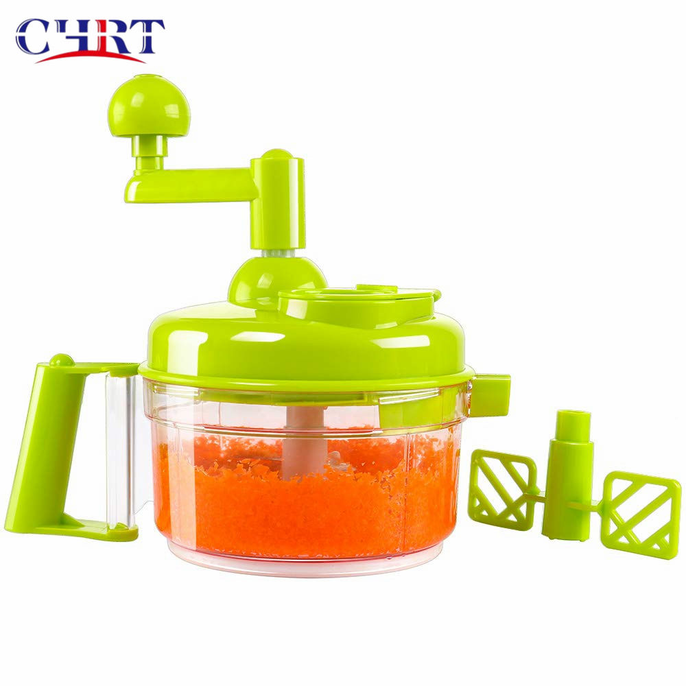 Hot Deal Vegetable Slicer Vegetable Slicer And Chopper Chrt Mini Shredding Kitchen Accessory Hand Crank Food Processor Shake Quickpush Baby Vegetable Slicer Manual Food Chopper