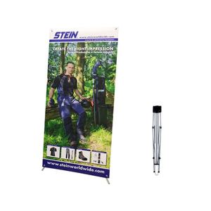 Promotie Promotionele X-frame Stand X Banner 60*160/80*180 Outdoor/Indoor Display