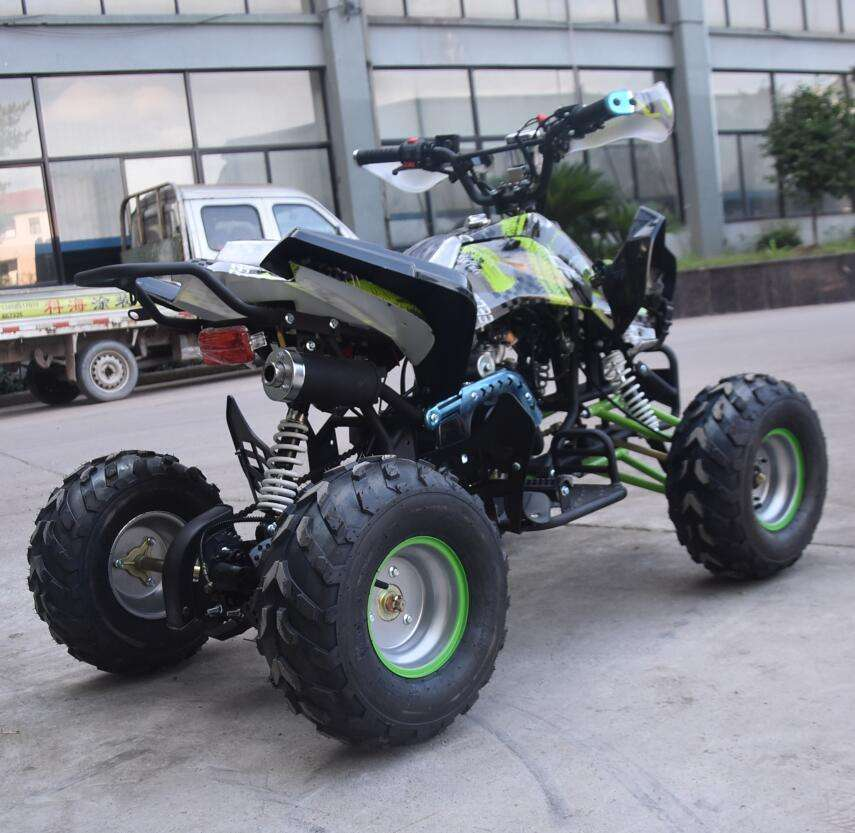 (High) 저 (Quality CE Approved 4 휠 Quad Bike <span class=keywords><strong>125CC</strong></span> Sport ATV 대 한 단점이라하면