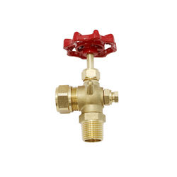 Oem Brass Copper Forging Parts Bleeder Gate Valve