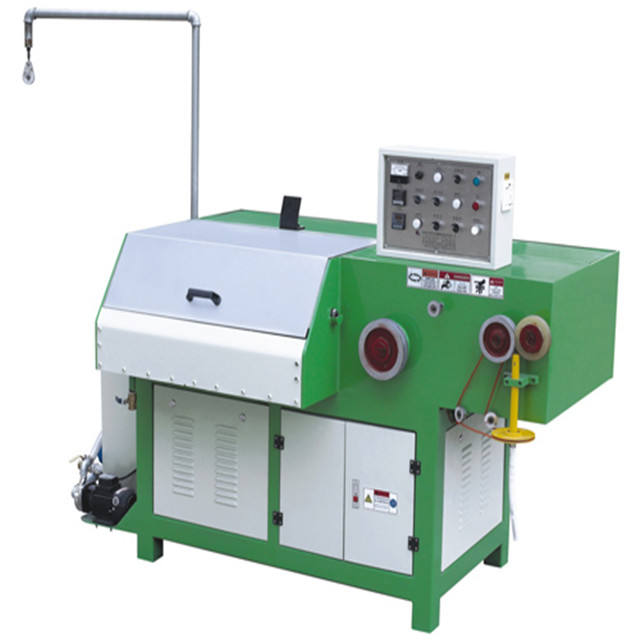 exquisite Germany Technology three rollers tin solder wire drawing machine
