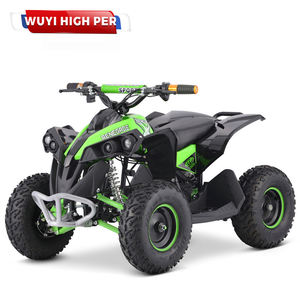 Nuevo Powered 1060W motor sin escobillas eje mini ATV quad bicicleta para niños
