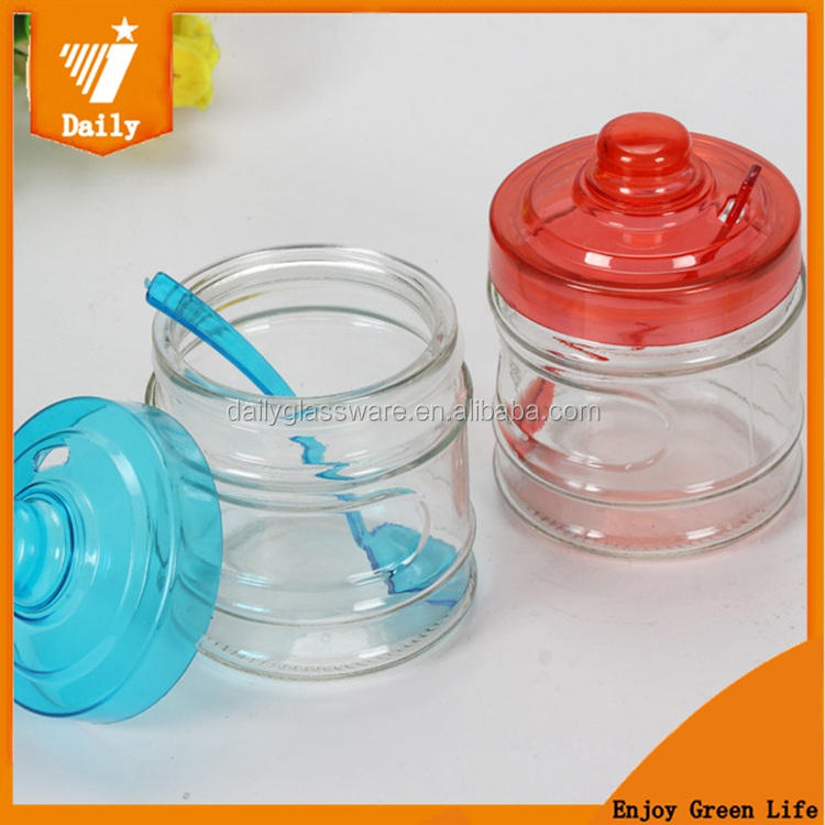 DAILY seasoning glass pot cans jars Wholesale