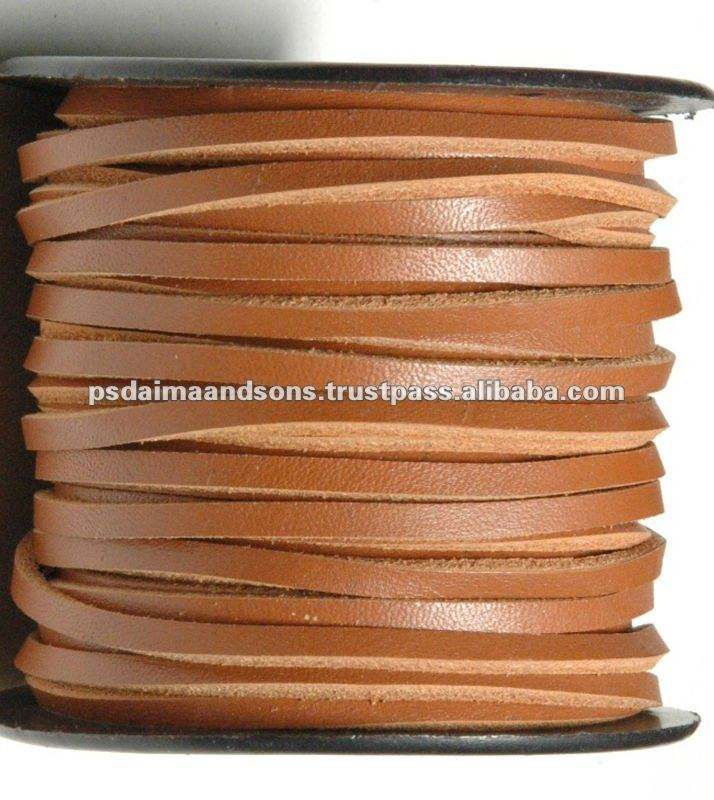 Brown Leather Cord