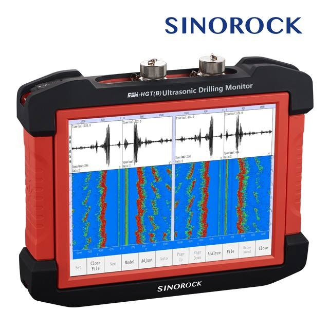 RSM-HGT(B) Ultrasonic Drilling Monitor For Engineering