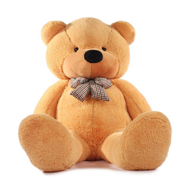 EN71 Passed 80CM 100CM 120CM 160CM 200CM 300CM Big Giant Stuffed Teddy Bear 200cm