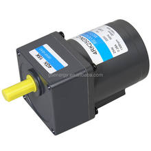 Japan hot selling 25W 80mm reversible ac servo motor