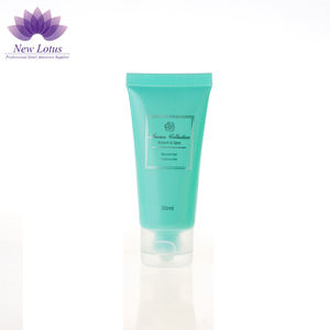 5 layer 30ml cosmetic soft tube packaging disposable hotel shampoo tube
